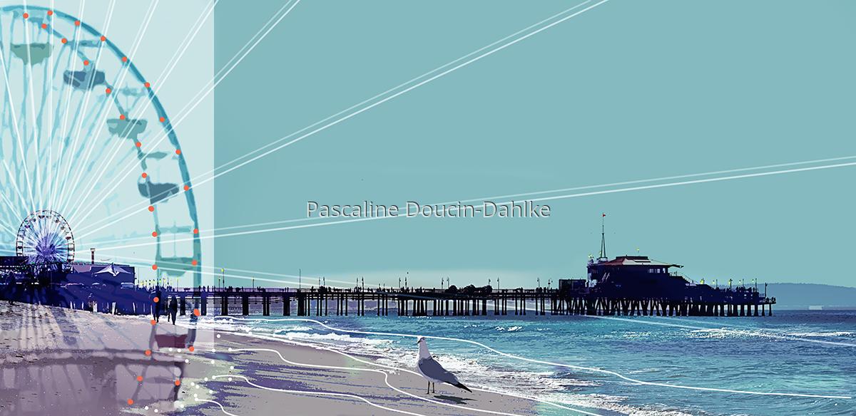 Santa Monica Pier - 2019 (large view)