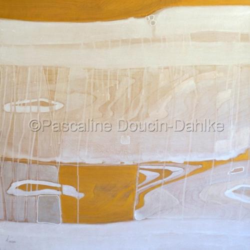 Golden Land by Pascaline Doucin-Dahlke