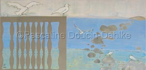 Balustrade by Pascaline Doucin-Dahlke
