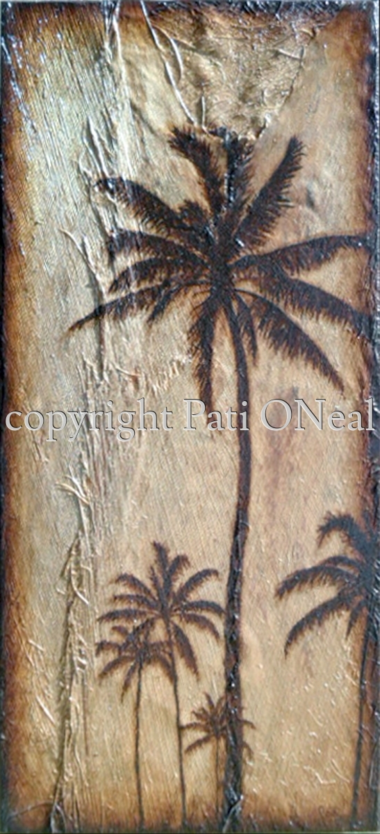 Coconuts Palms II (large view)