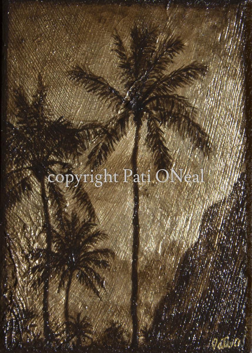 Ka'a'awa Palms II (large view)