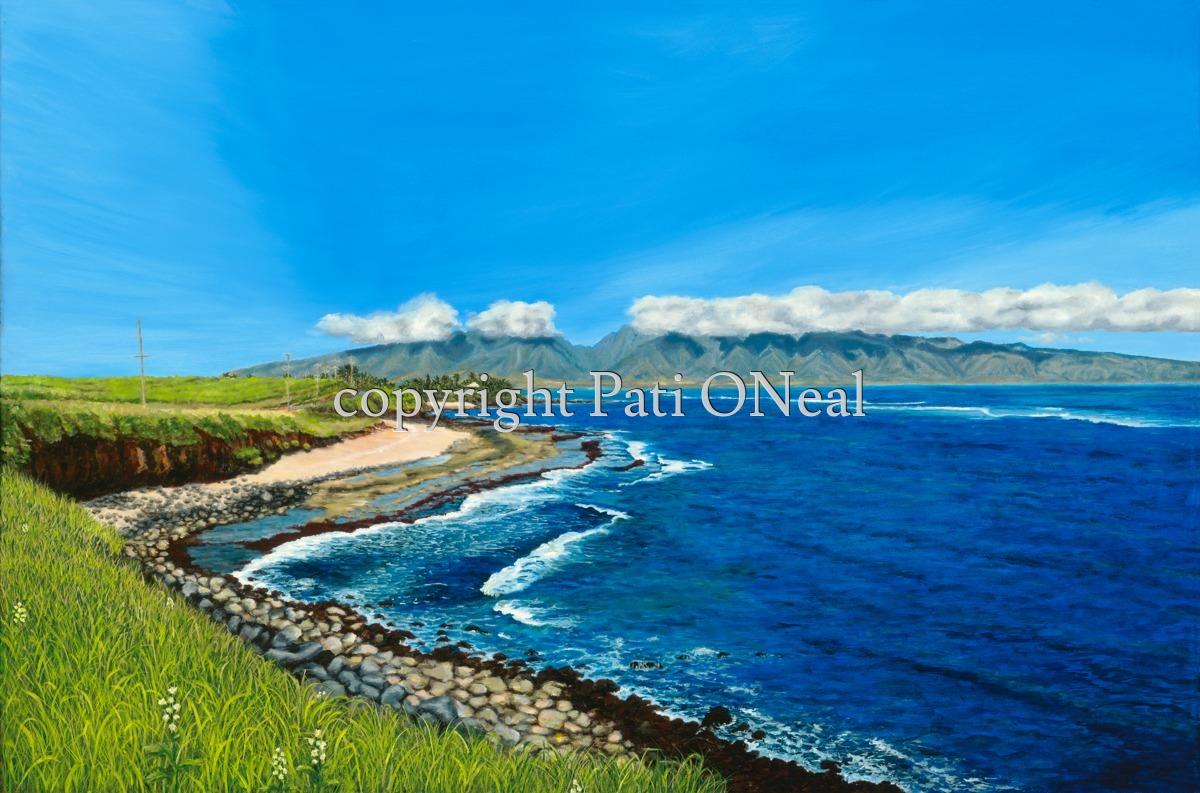 Ho'okipa Blue (large view)