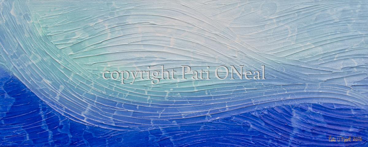 Ocean Blue (large view)