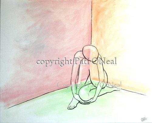 Pastel Contemplation (large view)