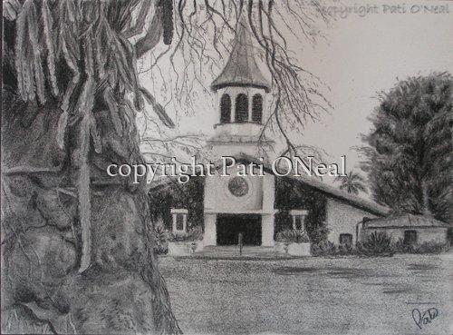 Queen Lili'uokalani Church - Haleiwa (large view)