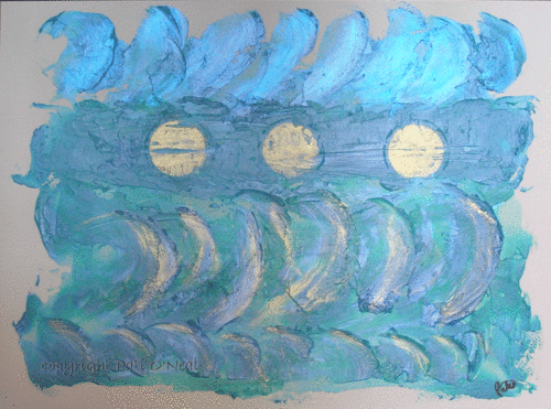 Three Moons Over Lanikai (large view)