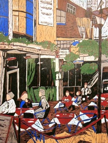 Cafe in Brighton