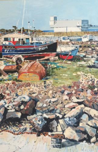 Harbours Debris