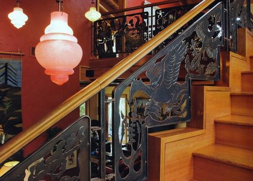 Evolution Stairway - Detail 3