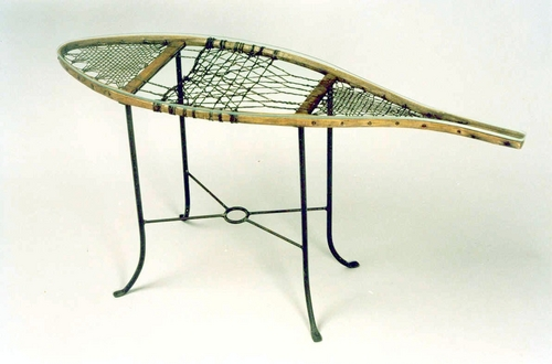 Snowshoe Table
