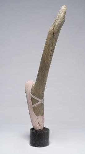 The Ballet Slipper