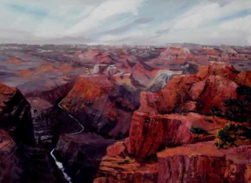 GRAND CANYON by Pat Serie Art
