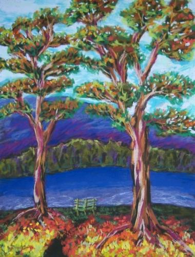 Wailoa Park Tulip Trees II /312