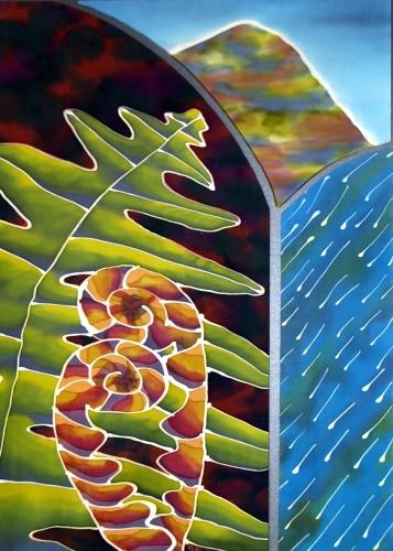 Rain Forest II (Hapuu-Mauna-Ua) / 201