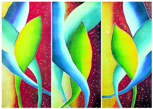 Leaf Trio / 61