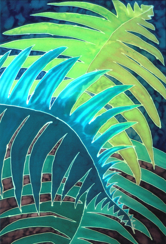 Coloring Ferns / 45