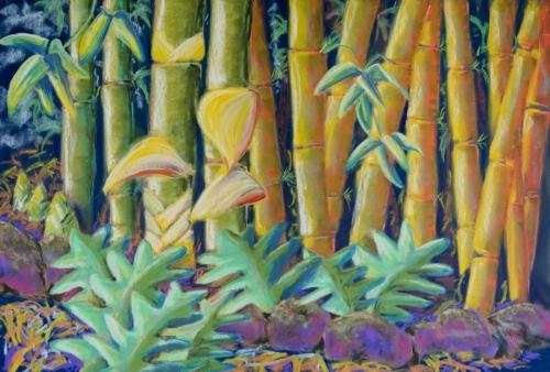 Bamboo, Lava Rock, & Laua'e / 340