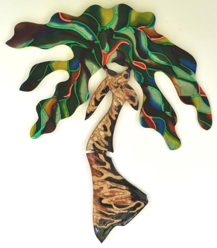 Dancing Tree Clay / Silk Combination