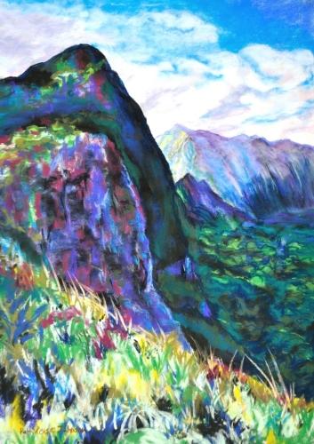 Oahu's Majesty / 425