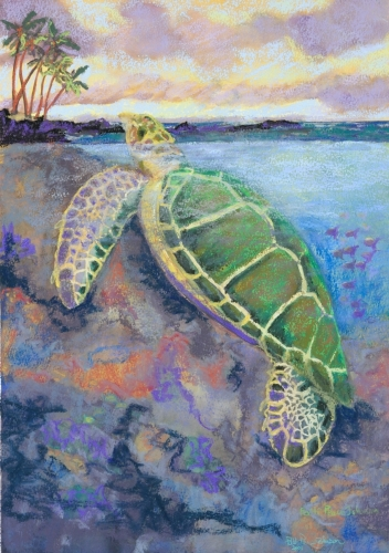 Honu`ea Above & Below / 350