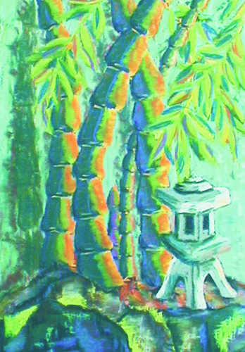 Bamboo & Lantern / 145