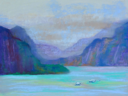 Mountain Mist / 386