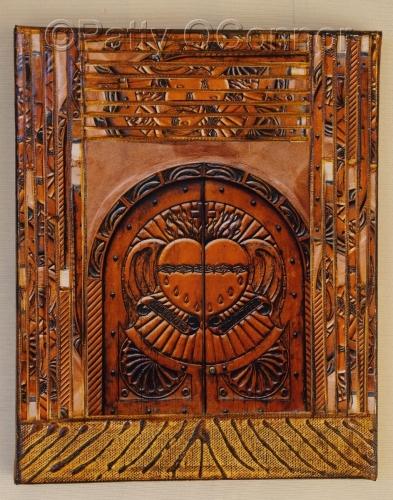 Chimayo Door