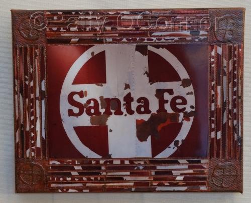 Santa Fe RR Logo