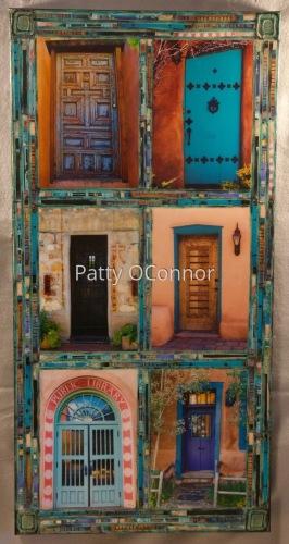 Six Santa Fe Doors