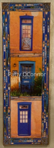 Old Santa Fe Trail Door Trio
