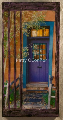 Purple canyon Rd Door ( purple border)