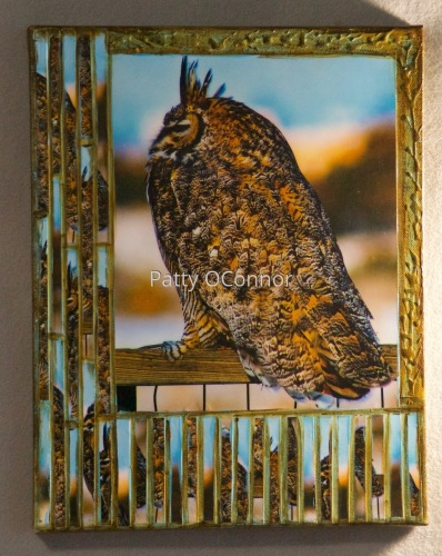 Great Horned Lady 2