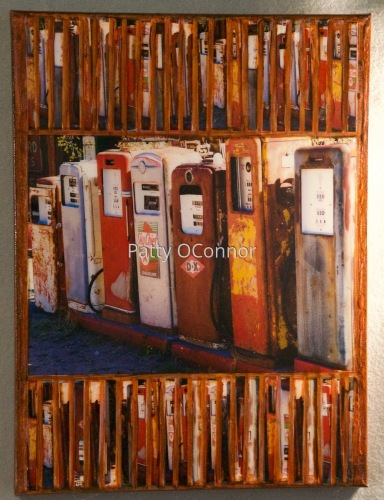 Gas Pumps in Embudo