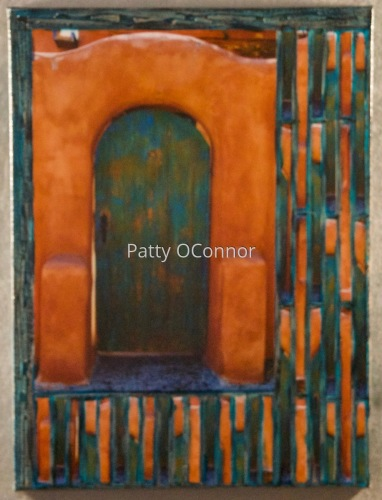 Teal Arch Gate