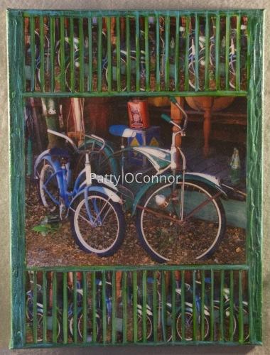 Two Bikes in Embudo