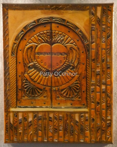 Chapel Door at Chimayo