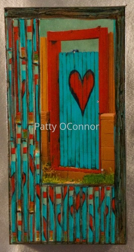 Door to My Heart (8x16)
