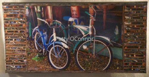 2 Embudo Bikes 12 x 24