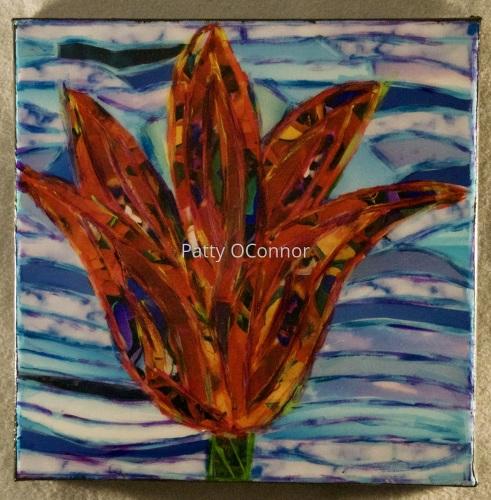 Parrot Tulip Mosaic