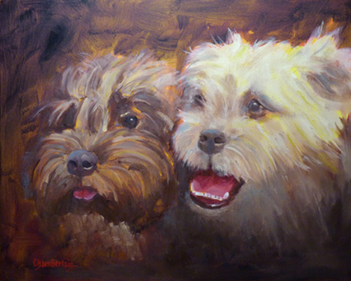 Bro & Sis by Paul Chamberlain