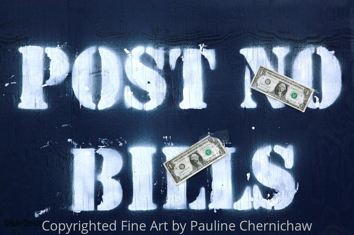 Post No Bills (large view)