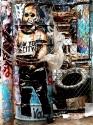 graffiti art in the city (thumbnail)