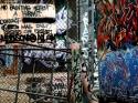 graffiti on the walls of the City (thumbnail)
