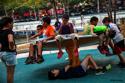 Playground, Hoboken, New Jersey (thumbnail)