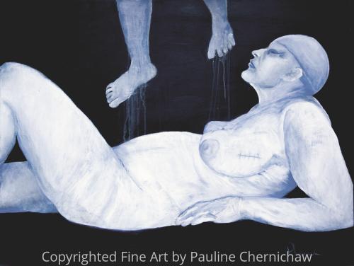 Bystander by PAULINE CHERNICHAW