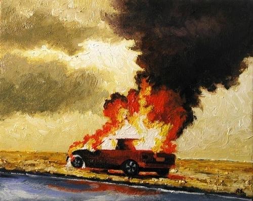 Ablaze (large view)