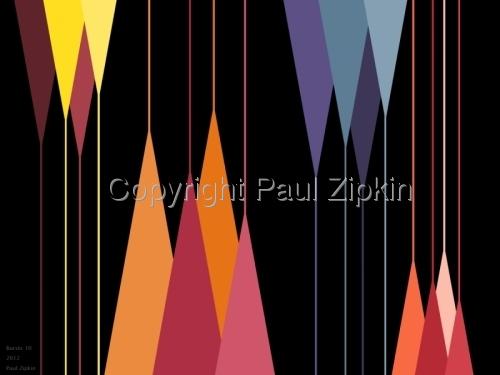 Bursts 10 by Paul Zipkin