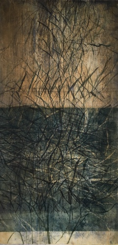 Ochre Veil by Paula Zinsmeister