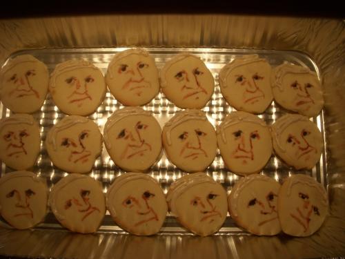 Gertrude Stein Sugar Cookies