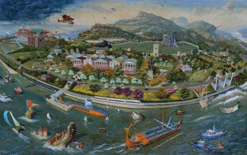 The Battle of Snug Harbor